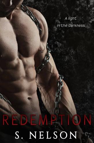 Redemption e book cover